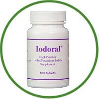 Iodoral (High Potency Iodine/Potassium Iodide Supplement)