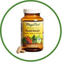 MegaFood – Thyroid Strength