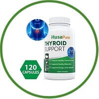 NusaPure Thyroid Support