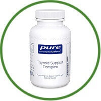 Pure Encapsulations Thyroid Support